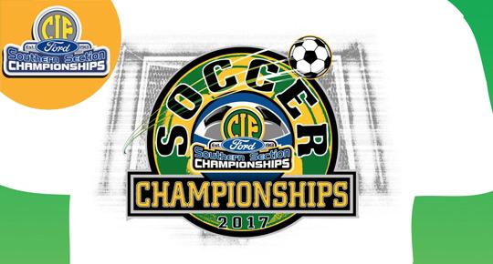 Official CIFSS Soccer Championships T-shirt